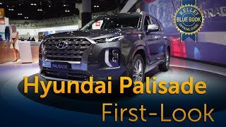 2020 Hyundai Palisade - First Look