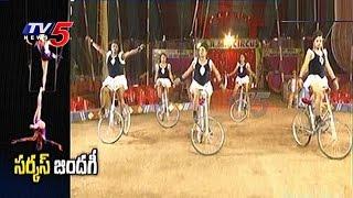 Circus Companies In Trouble | Vizianagaram | TV5 News
