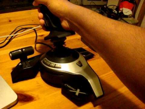 Saitek Cyborg X Fly 5 Joystick Overview