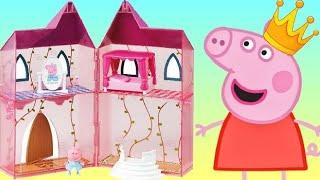 Nick Jr. PEPPA PIG's Enchanting Towers, Princ...