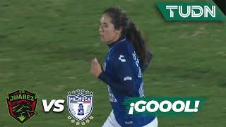 ¡Gol del Pachuca! Ana aparece | Juárez 0-2 Pachuca | Liga Mx femenil - CL 2020 J4 | TUDN