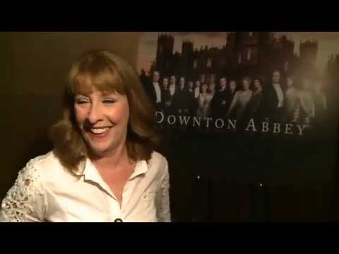 Carson and Hughes from Downton talk their sex lives.