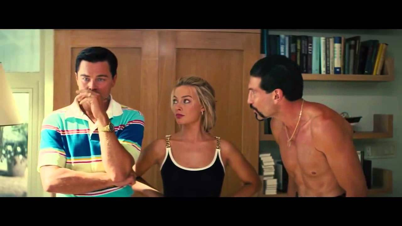 The wolf of wall street clip 2 you work for me hd youtube amipublicfo Image collections