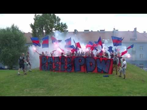 Przemarsz Trynku Na Mecz Z Wisłą Płock 27.05.2017