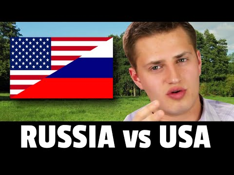 American REACTS to Russian Lifestyle  Russia Is Amazing