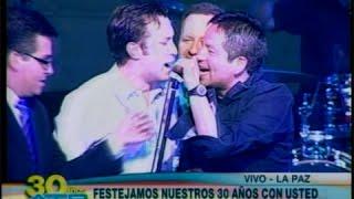 OCTAVIA (En Vivo) - Después De Ti - RH O+ (30 años ATB) - WWW.VIENDOESLACOSA.COM