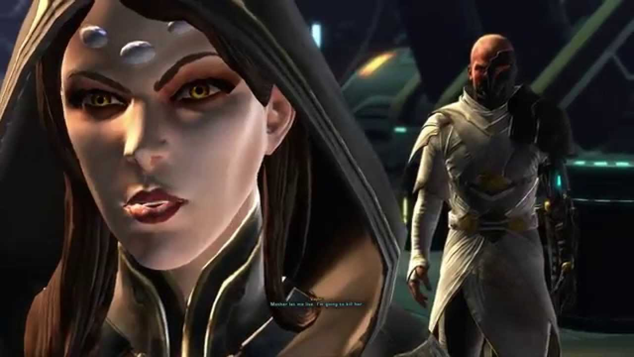 swtor knights of the fallen empire chapter 8 ending spoiler