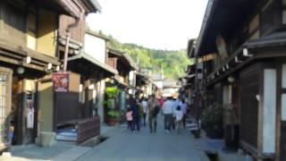飛驒高山小京都「上三之町」