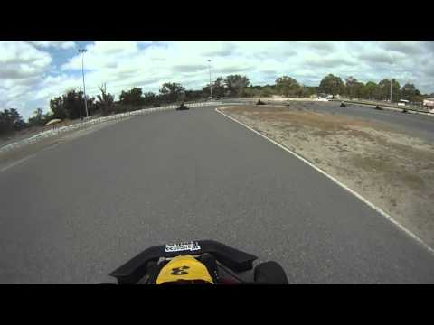 Constructive Media - Go Karting Xmas 2011