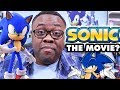 Sonic The Hedgehog 2019 Movie IS REAL?? I Have Some Thoughts...