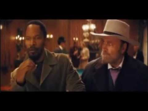 Django Unchained - The D is silent