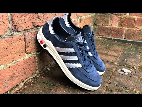Adidas COLUMBIA SPZL     unboxing     on foot review