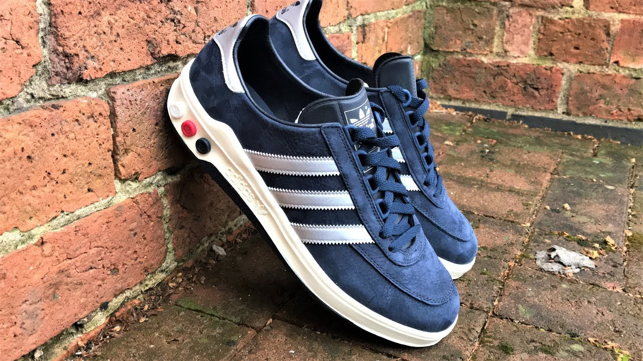 Adidas COLUMBIA SPZL | unboxing | on