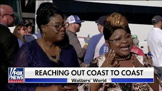 Diamond And Silk tell the world what they are Thankful for.