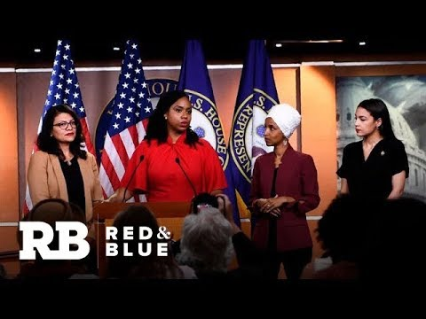Democratic congresswomen denounce racist Trump attacks