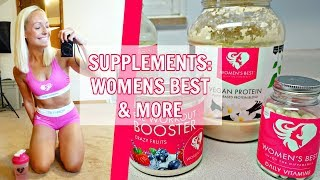 SUPPLEMENTS | Women's Best Products: What I Take & Why