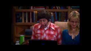 The big bang theory - ITA - Sheldon & Star Wars Online