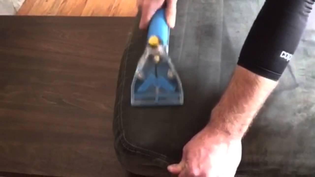 Mytee Dry Upholstery Tool Nu Tech Youtube