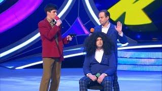 КВН Плюшки имени Ярослава Гашека - 2017 Высшая лига Третья 1/8 Приветствие