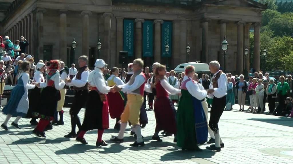 sweden dancing
