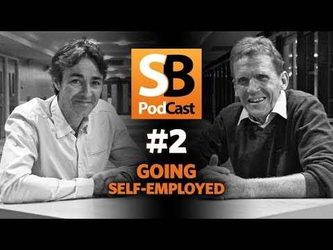 Podcast #2 ~ Reasons for Going Self-Employed
