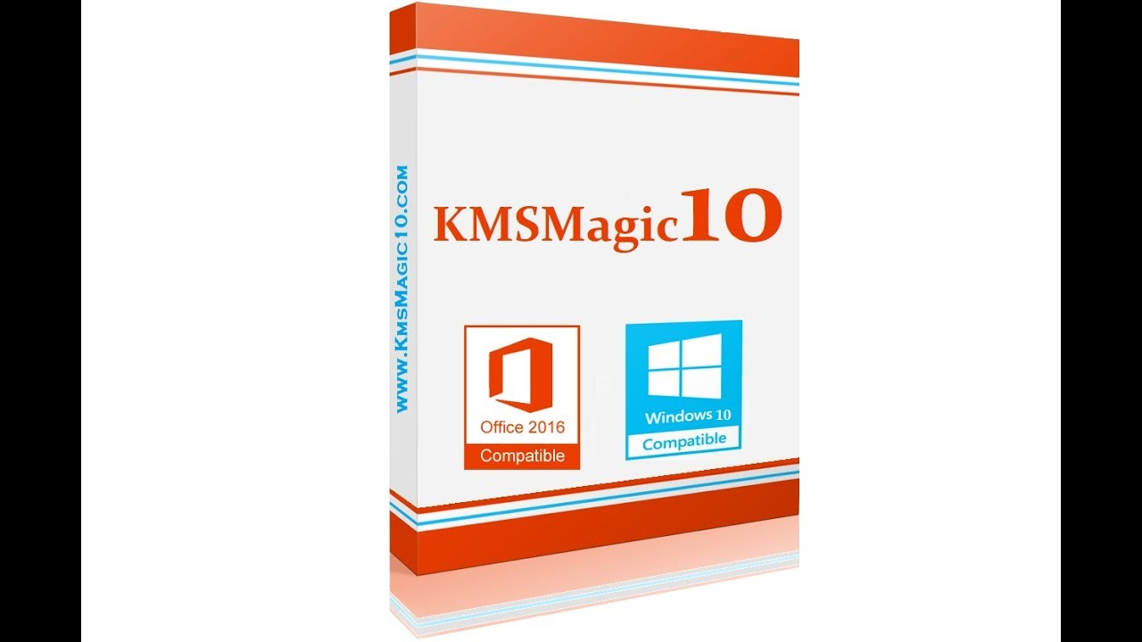 KMSMagic10 - A KMSPICO based Windows 10 and Office Activator