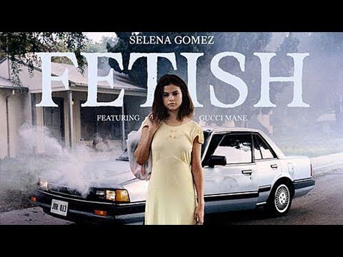 "Selena Gomez TEASES New Single ""Fetish"""