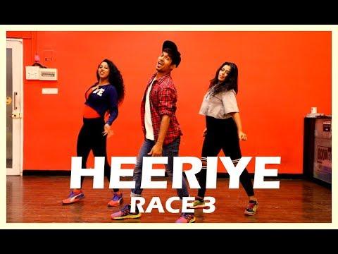 Heeriye Race 3 Dance    Salman Khan, Jacqueline   Vicky And Aakanksha