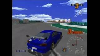 GT Pro Series Nintendo Wii Trailer - Pro Drifting