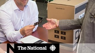 Tight race expected in Québec's provincial election as millions head to the polls Monday