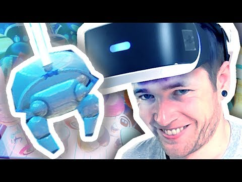 VIRTUAL REALITY CLAW MACHINE!!!