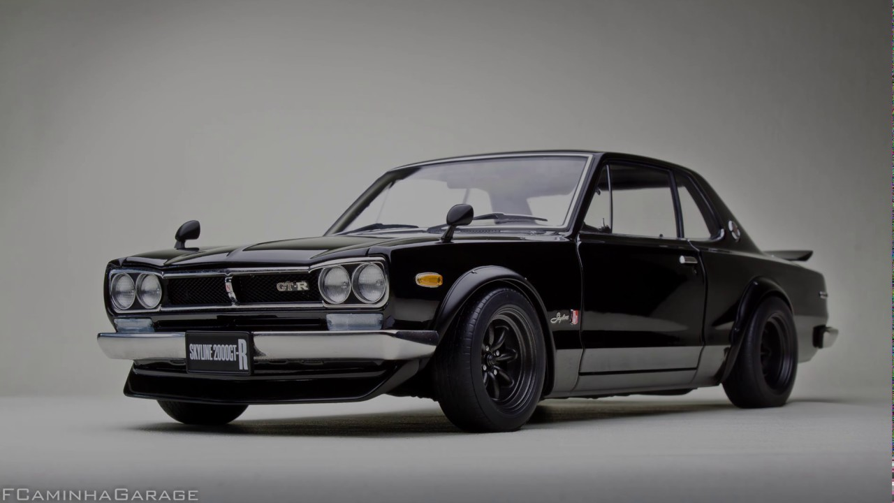 WATCH: Celebrating the iconic GTR - 50 years ago Nissan