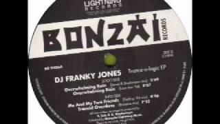 DJ Franky Jones - Overwhelming Rain (Jones & Stephenson Mix) - Bonzai Records - 1994