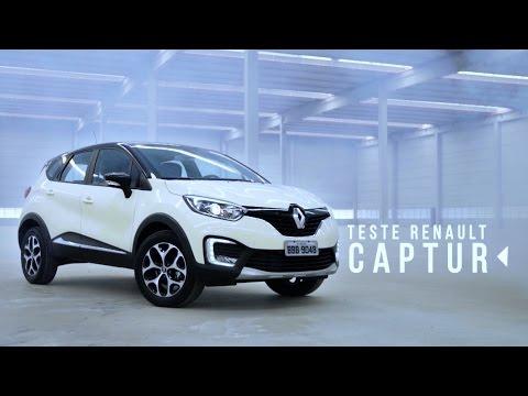 Renault Captur 2.0 Intense - Teste Webmotors