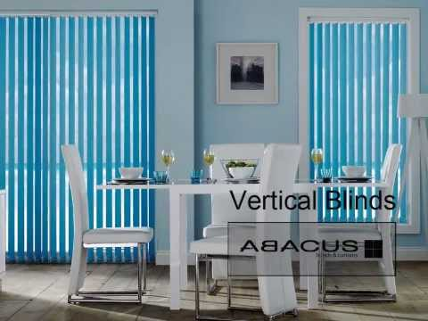 Abacus Blinds and Curtains Vertical Blinds