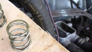 bedford démontage couvercle pompe à vide 001