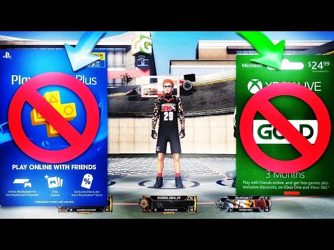 HOW TO PLAY NBA 2K20 PARK, REC,PRO-AM WITHOUT PLAYSTATION PLUS OR XBOX LIVE GOLD! ALSO SS3 REACTION!
