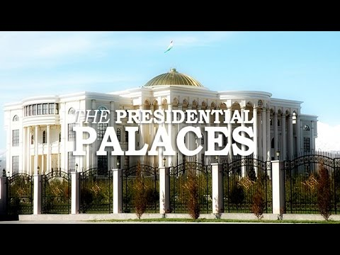 World's Top 12 Most Beautiful Presidential Palaces | Unique Architecture