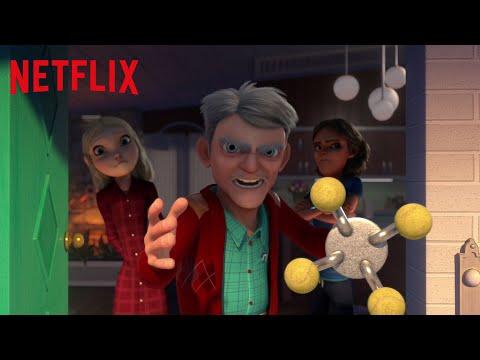 3 von oben: Geschichten aus Arcadia | Offizieller Trailer | Netflix
