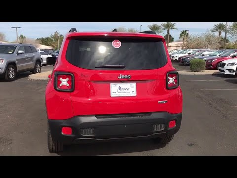 2017 Jeep Renegade Peoria, Surprise, Avondale, Scottsdale, Phoenix, AZ 46647