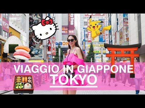 VIAGGIO IN GIAPPONE - Shopping pazzo a Tokyo!!   Vlog dal Giappone