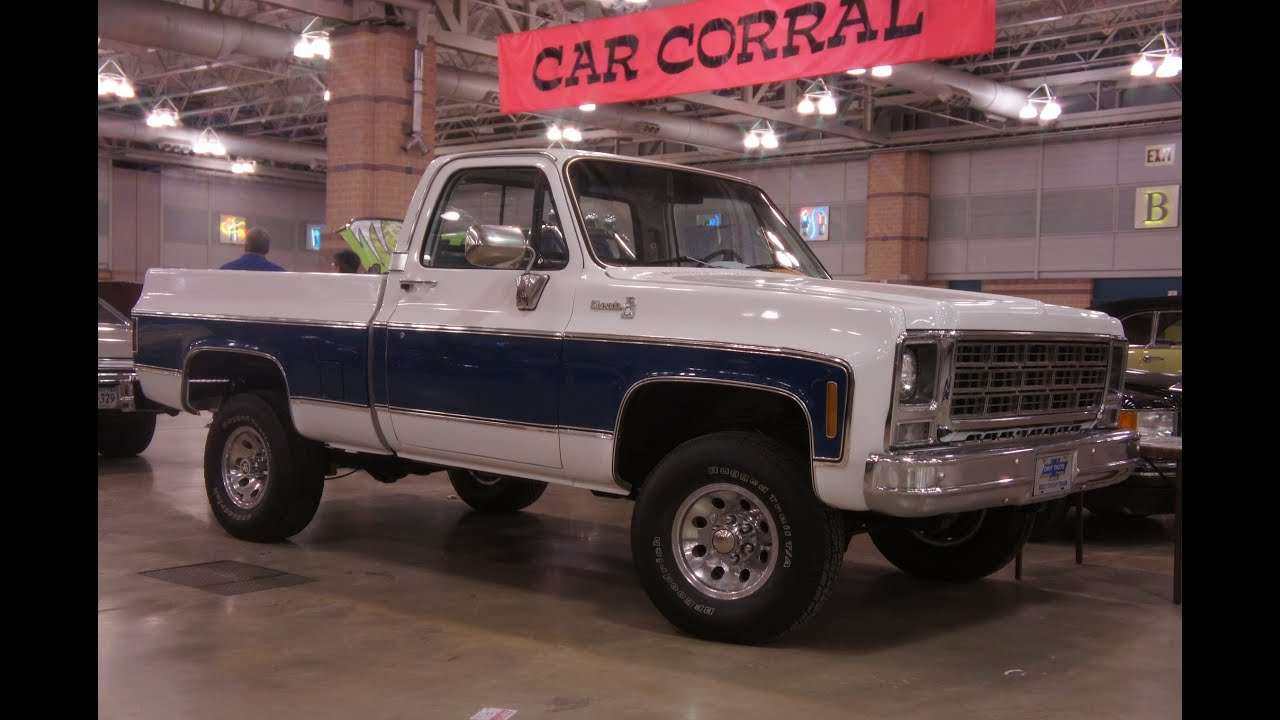 1979 Chevy K10 For Sale Fully Restored 4x4 Fully Loaded PB PS AC