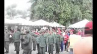 EL VERDADERO TRABAJO SOCIO-POLITICO EN CARLOS ARVELO(PSUV)