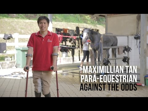 Maximillian Tan | Against The Odds | Channel NewsAsia Connect
