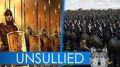 DIE UNBEFLECKTEN: Geschichte & Entwicklung - Game of Thrones Special