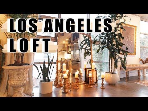 los-angeles-apartment-tour-|-industrial-loft