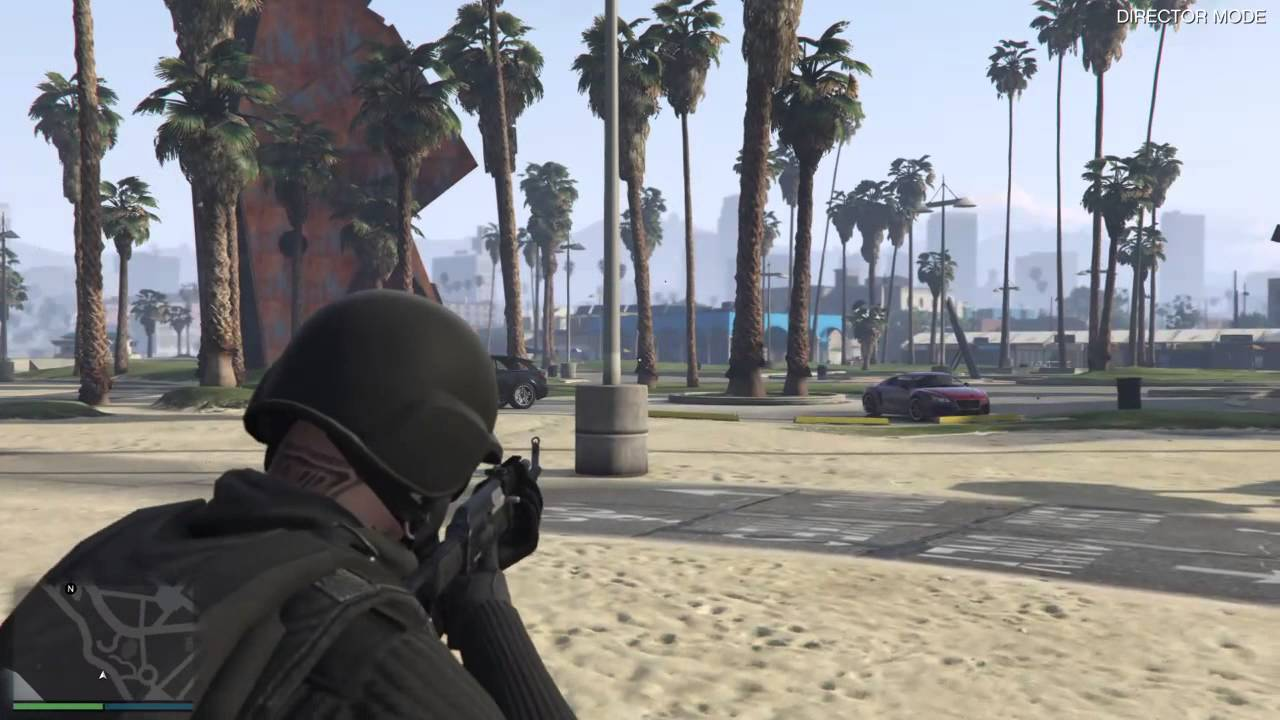 gta v multiplayer character in single player