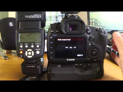 Why I Buy E-TTL Speedlights Only To Use Them In Manual.