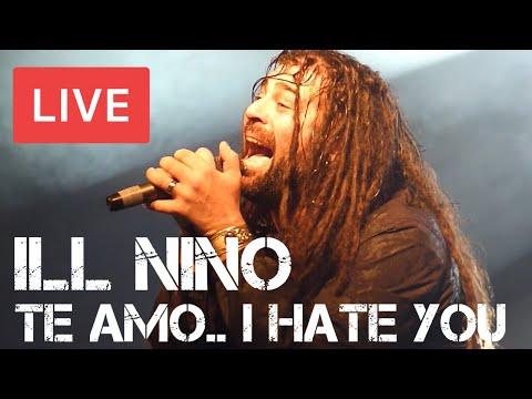 Ill Niño  Te Amo I Hate You  in HD @ The Garage  London 2013