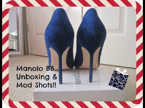 Manolo Blahnik Made-To-Order BB Unboxing!!